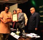 New Delhi: Hindu College Alumni awards 2015 - Ashish Vidyarthi