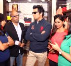 New Delhi: Randeep Hooda launches his polo team jersey