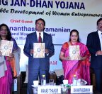 New Delhi: `Leveraging the Jan Dhan Yojana: A Viable Option for Sustainable Development of Women Entrepreneurship`
