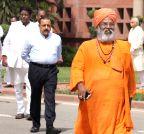 New Delhi: Parliament - Sakshi Maharaj