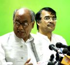 New Delhi: Digvijay Singh's press conference