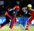New Delhi:  IPL 2015 - Delhi Daredevils vs Royal Challengers Bangalore