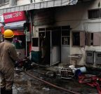 New Delhi: Fire at Connaught Place eatery