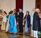 New Delhi: Banquet in honour of US President and First Lady - Guests