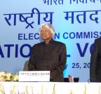 New Delhi: National Voters' Day - Dr. A.P.J. Abdul Kalam