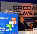 New Delhi: Haryana CM at CREDAI Conclave 2014