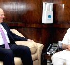 New Delhi: Honeywell Chairman  calls on Modi