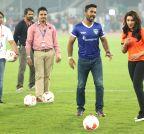 New Delhi: ISL - Delhi Dynamos vs Chennaiyin FC
