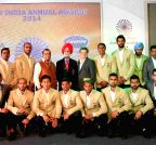 New Delhi: Hockey India Awards 2015