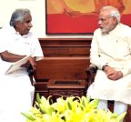 New Delhi: Kerala CM calls on Modi