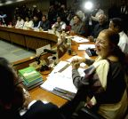 New Delhi: All party meeting at Parliament House