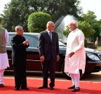 New Delhi: Visit of Afghanistan President