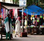 New Delhi: Holi preparation