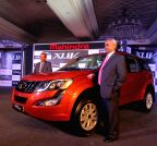 New Delhi: Launch of new XUV500