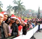 New Delhi: Christmas celebrations