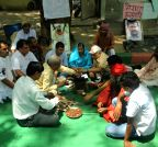 New Delhi: Hawan for Gajendra Singh