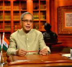 New Delhi: President's address on the eve of Republic Day