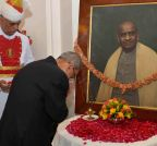 New Delhi: 139 birth anniversary of Sardar Vallabhbhai Patel