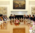 New Delhi: India-Afghanistan delegation level talks