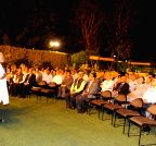 New Delhi: PM Modi during an informal interaction with the Secretaries to the Government