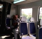 New Delhi: Modi travels in Delhi metro
