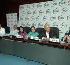 New Delhi: A special FICCI press conference on the `Completion of 1 year of Modi Govt`