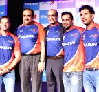 New Delhi: New jerseys of Delhi Daredevils for IPL 2015 unveiled