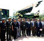 New Delhi:  Akash Weapon System dedicated to Indian Army