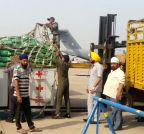 New Delhi: DSGMC sends relief materials for Nepal quake victims