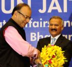 New Delhi: 16th D P Kohli Memorial Lecture on `Economic Challenges for an Aspirational India` - Arun Jaitey