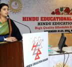 New Delhi: World Hindu Conference - Smriti Irani