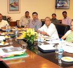 New Delhi: Mahesh Sharma chairs Executive Committee meeting of Gandhi Smriti Darshan Samiti