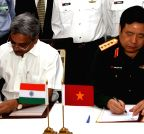 New Delhi: Signing of a joint vision statement on Defence Cooperation