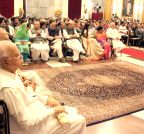 New Delhi: Advani gets Padma Vibhushan Award