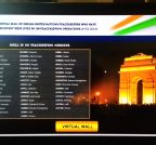 "New Delhi: `India unveils virtual ""memorial wall"" for fallen UN peacekeeping heroes`"