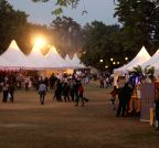 New Delhi: Food Fest  at Nehru Park