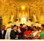 New Jersey (US): Indian Americans celebrate Christmas at Jersey City Catholic Church