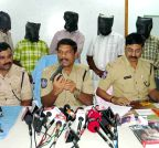 Nizamabad: Police recovers arms from Maoists
