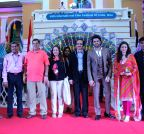 Panaji: IFFI-2014 - David Dhavan, Manish Paul