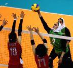 PHILIPPINES-PASIG CITY-VOLLEYBALL-U23 WOMEN'S CHAMPIONSHIP-JAPAN VS IRAN