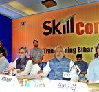 Patna: `Skill Conclave 2015` - Bihar CM