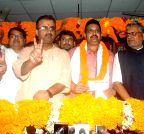 Patna: BJP programme