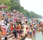 Patna: Ganga Dussehra