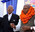Patna: Jitan Ram Manjhi felicitated