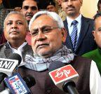 Patna: Bihar Assembly - Winter Session - Day - 1 - Nitish Kumar