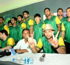 Patna Pirates` press conference
