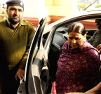 Patna: Rabri Devi at Bihar Legislative Council