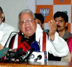 Patna: Kalraj Mishra's press conference