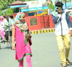 Patna: Hot day in Patna