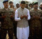 PAKISTAN-PESHAWAR-SCHOOL ATTACK-MEMORIAL-AMIR KHAN